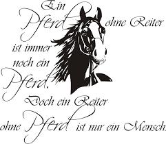 pferde spr che spruch ein pferd ohne reiter ist immer noch ein pferd doch ein