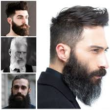 haircuts with beards stylish mens hairstyle with beard hairzstyle cool hairstyles beards