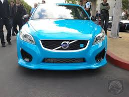 Volvo C30 Polestar Interior Why Is 00r Infatuated With The Volvo C30 Polestar Autospies