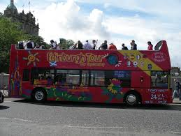 double decker party bus file lothian buses open top bus 34 dennis trident plaxton