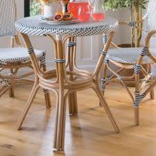 rattan kitchen furniture wicker rattan kitchen dining tables you ll wayfair