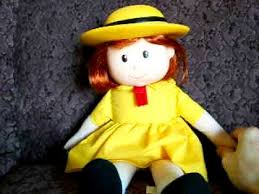 madeline talking doll by gifts