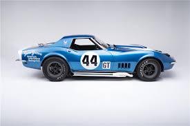 1968 l88 corvette 1968 chevrolet corvette l88 race car convertible barrett jackson