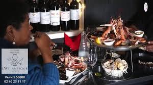 cuisine vannes l atlantique restaurant vannes restovisio com