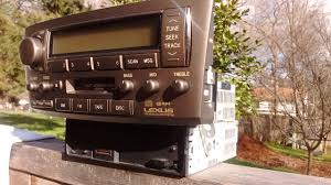 lexus is300 radio for sale 03 ls430 amp bypass stereo install w pics clublexus lexus