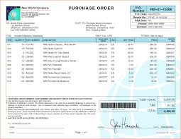 doc 408527 purchase order form template pdf u2013 free purchase