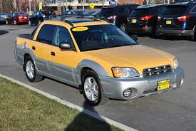 subaru baja 2016 2003 subaru baja vehicle review by burlington subaru of vermont