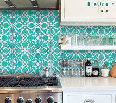tile decals for kitchen backsplash tile decal painted tiles inspirations also awesome kitchen