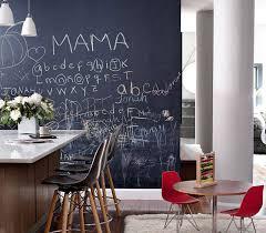 chalkboard kitchen wall ideas chalkboard wall ideas a named pj