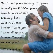 Marriage Quotes For Him The 25 Best The Notebook Quotes Ideas On Pinterest Nicholas
