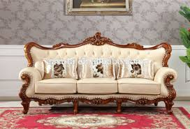 Wooden Sofa Sets For Living Room Sofa Design Italian Antique Classic Sofa Set Designs Furniture