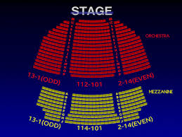 helen hayes theatre rock of ages 3 d broadway seating chart