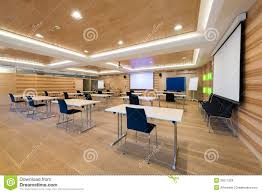 Modern Conference Room Tables by Wooden Architecture Of Modern Conference Room Stock Photo Image