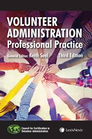 volunteer administration professional practice 3rd edition