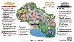 Disney Park Maps Hollywood Studios Map Disney World Disney World Hollywood Studios