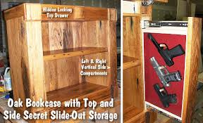 Ammo Storage Cabinet Bookcases With Secret Storage Compartments For Valuables Daily