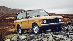 classic land rover for sale on classiccars com classic range rover suvs restored by land rover