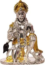 art n hub lord hanuman idol pooja mandir home decor god statue