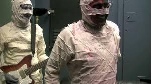 halloween here come the mummies live big kenny youtube
