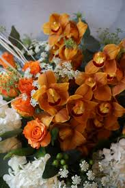 wedding flowers fall orange wedding flowers orange orchid orchid delivery orange