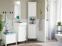 bathroom furniture ideas ikea uae a bathroom with white wall tiles grey floor tiles and two black brown washbasin