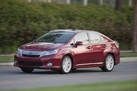 lexus hs hybrid lexus hs 250h 2010 auto images and specification