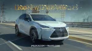 johnson lexus service raleigh golden opportunity sales event july 2017 jm lexus youtube
