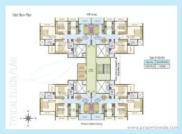 Post Hyde Park Floor Plans Nisarg Hyde Park Kharghar Navi Mumbai Residential Project