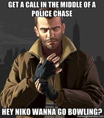 Gta 4 Memes - gta grand theft auto logic video game stuff pinterest grand