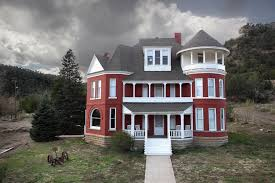 Historic Homes Historic Queen Anne Brick Victorian For Sale In Trinidad Co