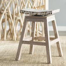 rustic industrial bar stools rustic bar stools you ll love wayfair