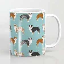 royal 8 australian shepherds dog mugs society6