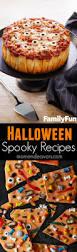 spooky halloween party recipes