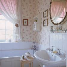bathroom with wallpaper ideas bathroom wallpapers ideal home