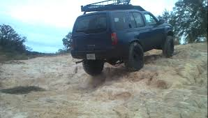 2003 nissan xterra lifted nissan xterra off road 4x4 youtube