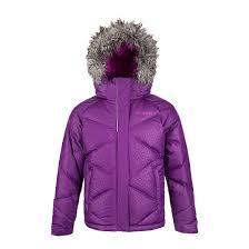columbia ultra light down jacket columbia girls omni heat mini lay d down jacket sport chek