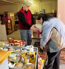 more mouths than ever to feed at skowhegan community food cupboard