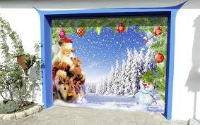 3d santa claus 305 garage door murals wall print decal wall deco
