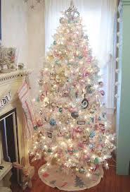 Silver Christmas Tree Baubles - pink christmas tree decorations christmas decor