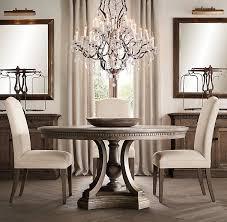 custom round dining tables round dining room table of custom james round dining table