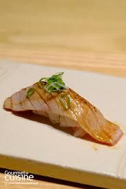 cuisine la sushi zo ซ ช ต ดดาวจาก la gourmet cuisine magazine