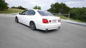 lexus two door 2001 2jzgte vvti aristo swapped 2001 lexus gs300 youtube