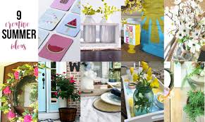 Home Design Blogs To Follow Front Porch Summer Decor Restyle It Wright