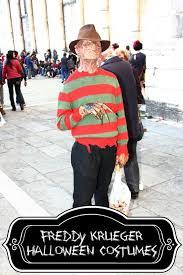 Kids Freddy Krueger Halloween Costume Frightful Freddy Krueger Halloween Costumes