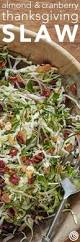 thanksgiving vegetarian menu almond and cranberry thanksgiving slaw recipe your thanksgiving