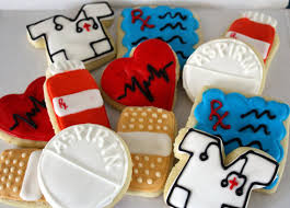 get well soon cookies get well soon sugar cookies get well gift get well soon get