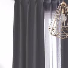 Long Curtain Block Custom Long Drapes Blackout Fabric Loft Curtains Dark