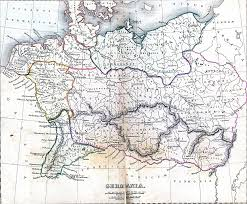 Maps Germany by Germania Wikipedia