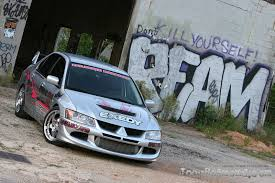 mitsubishi lancer modified 2003 mitsubishi lancer evo highly modified evo8 for sale west