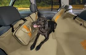 favored pet back seat and bucket seat dog cover for car truck